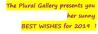 The Plural Gallery presents you 